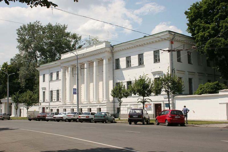 Будинок Полтавського віце-губернатора